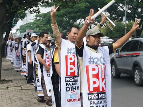 Flash mob PKS