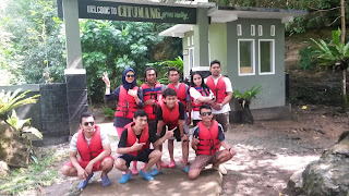 body rafting green valley citumang pangandaran