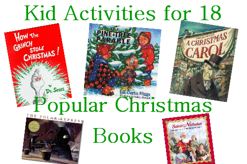 Proverbs 31 Woman Activities To Go With Popular Christmas Books