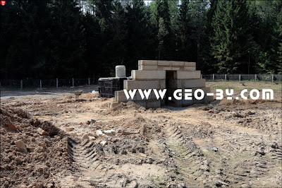 Строительство водопровода Артюки-Отцеда