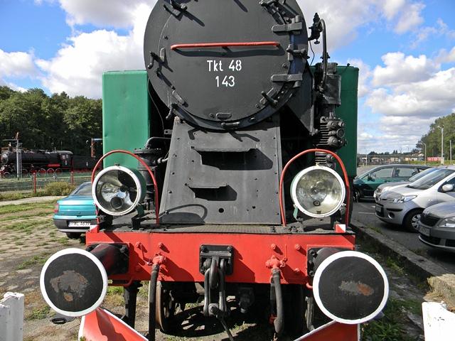 dawne pociągi, parowozy, muzeum, Wolsztyn