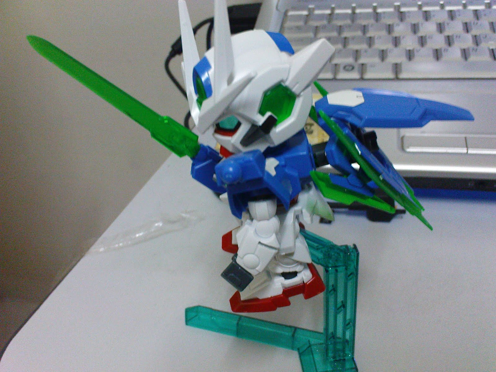 World Peace Wp Gundam 00 Quanta