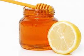 Madu dengan jus Lemon