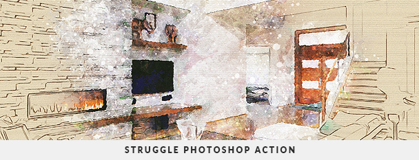 Painting 2 Photoshop Action Bundle - 15