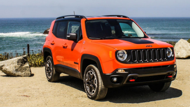 2017 Jeep Renegade Design