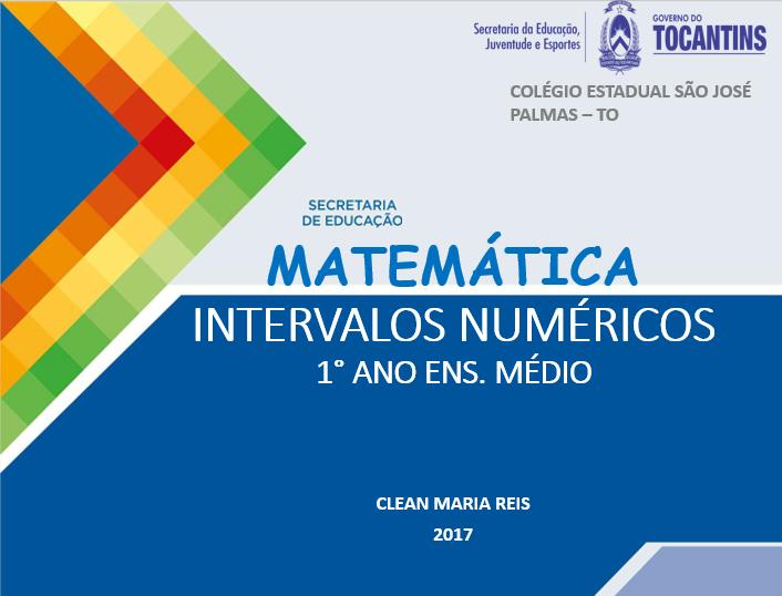 Apostila matematica ensino medio