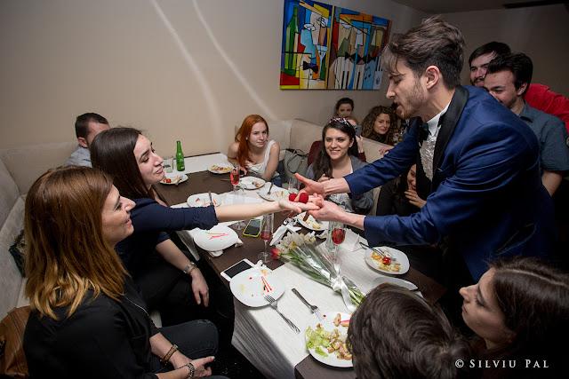 Lansare Blue Fig - Restaurant Lounge - Silviu Pal Blog - HTag PR - magicianul Verdini