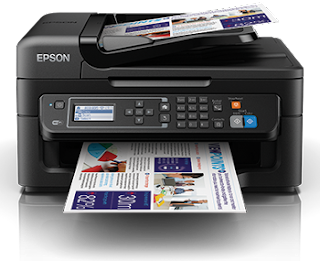 Epson WorkForce WF-2631 Driver Download