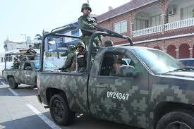 20 soldados mas detenidos por muerte de mecánico en Tierra Blanca