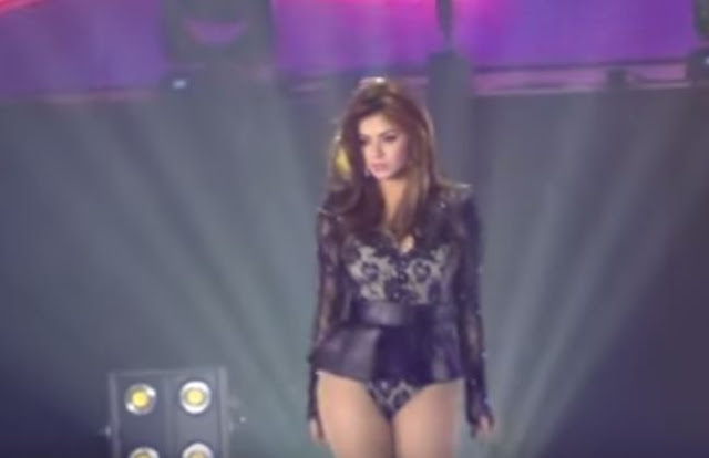 MUST WATCH: Angel Locsin And Enrique Gil's Hot Performance During 'King Of The Gil' Concert!