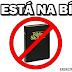 FRASES QUE NÃO ESTÃO NA BÍBLIA MAS PARECEM ESTAR