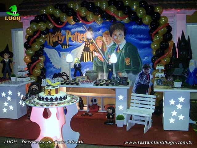 Decoração infantil Harry Potter - Provençal luxo
