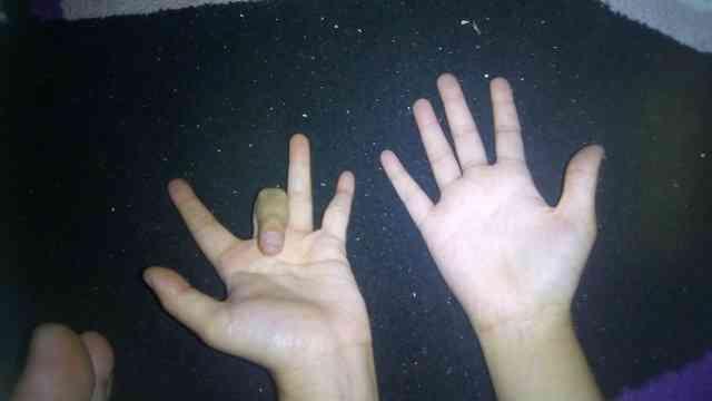 perkalian 6 sampai 9 dengan jari