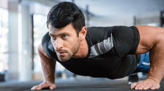 The Amazing Of Health Benefits of Push Ups ! Routine - Healthy T1ps