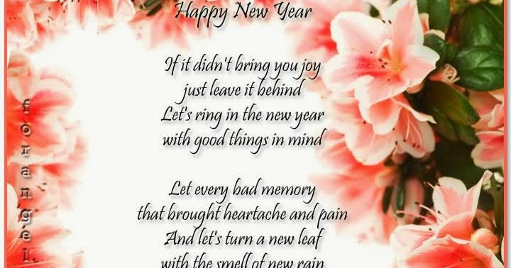 New Year Poems Happy New Year 2014 Wishes Quotes: New Year 2014 Wishes Poems Poetry Collection