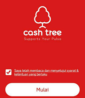cash tree pulsa gratis