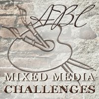 ABC Mixed Media Challenges Challenge