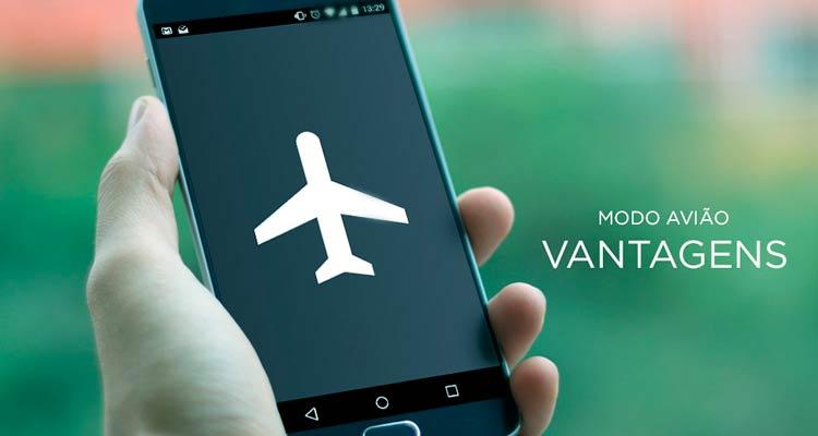 Já pode ir ativando o modo avião e fazer os testes em seu aparelho – Reprodução