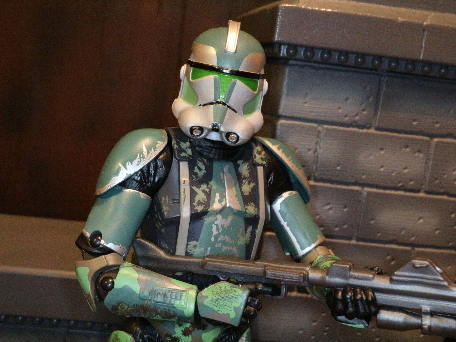 Action Figure Barbecue: Action Figure Review: Clone