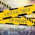 New music video: Franko- 'Faut pas taper sur madame'