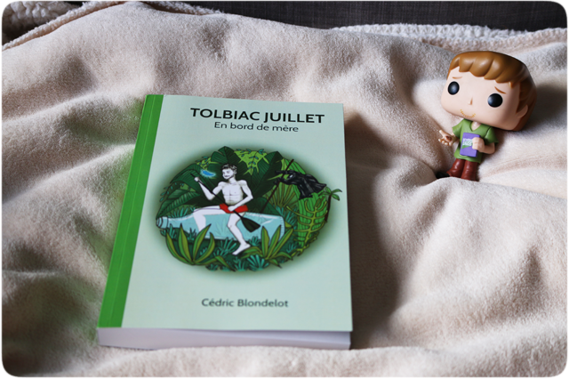 Tolbiac Juillet, tome 2 : En bord de mère de Cédric Blondelot