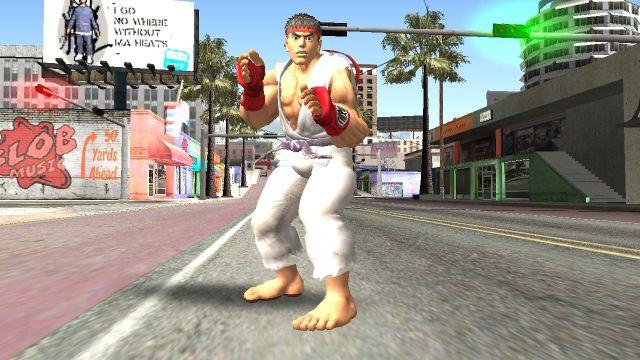 Gta Sa Modding Gta V Gta Iv Gta Vice City Gta Iii Ryu