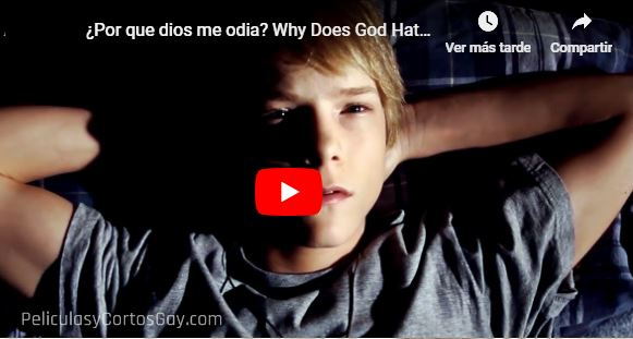 CLIC PARA VER VIDEO ¿Por Que Dios Me Odia? - Why Does God Hate Me? - CORTO - Canadá - 2011
