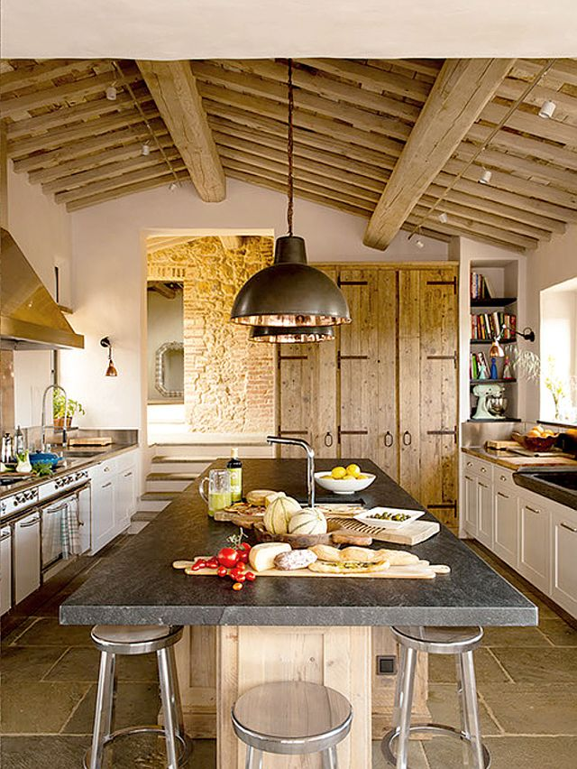 Decor Beautifully Restored Villa In Tuscany Cool Chic Style Fashion
