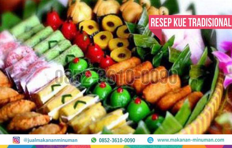 resep kue tradisional, makanan-minuman.com