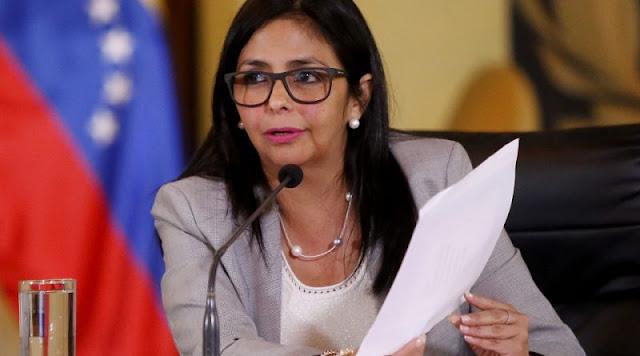 Canciller venezolana a Rajoy: No use a Venezuela como tapadera de su corrupción