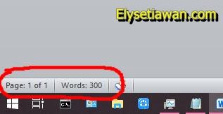 jumlah atrikel 300 kata