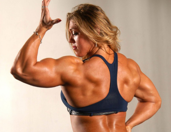 Training tips for a wider back : Back strength training (Part 2)