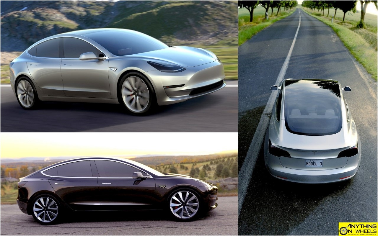 ANYTHING ON WHEELS: Tesla does it again, this time with ...
