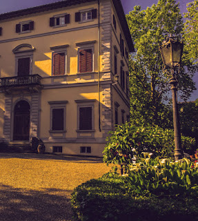 The Villa Franchetti-Nardi as it looks today