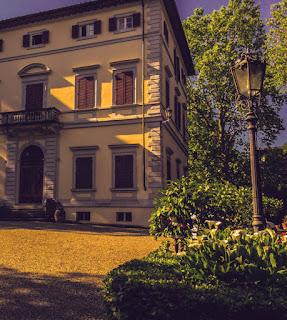 The Villa Franchetti-Nardi as it looks today