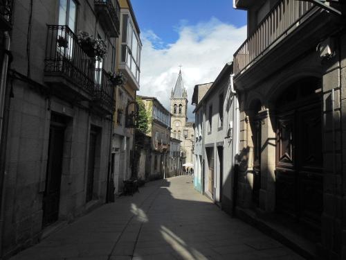 Sarria, Triacastela, San Xil, Camino, Jola Stępień
