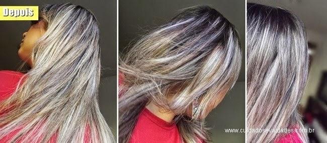 como usar violeta genciana nos cabelos