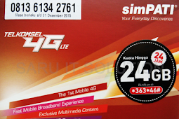 Cek Musim Paket Simpati 4G 60Rb