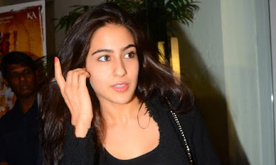 sara ali khan,kedarnath actress,saif ali khan daughter