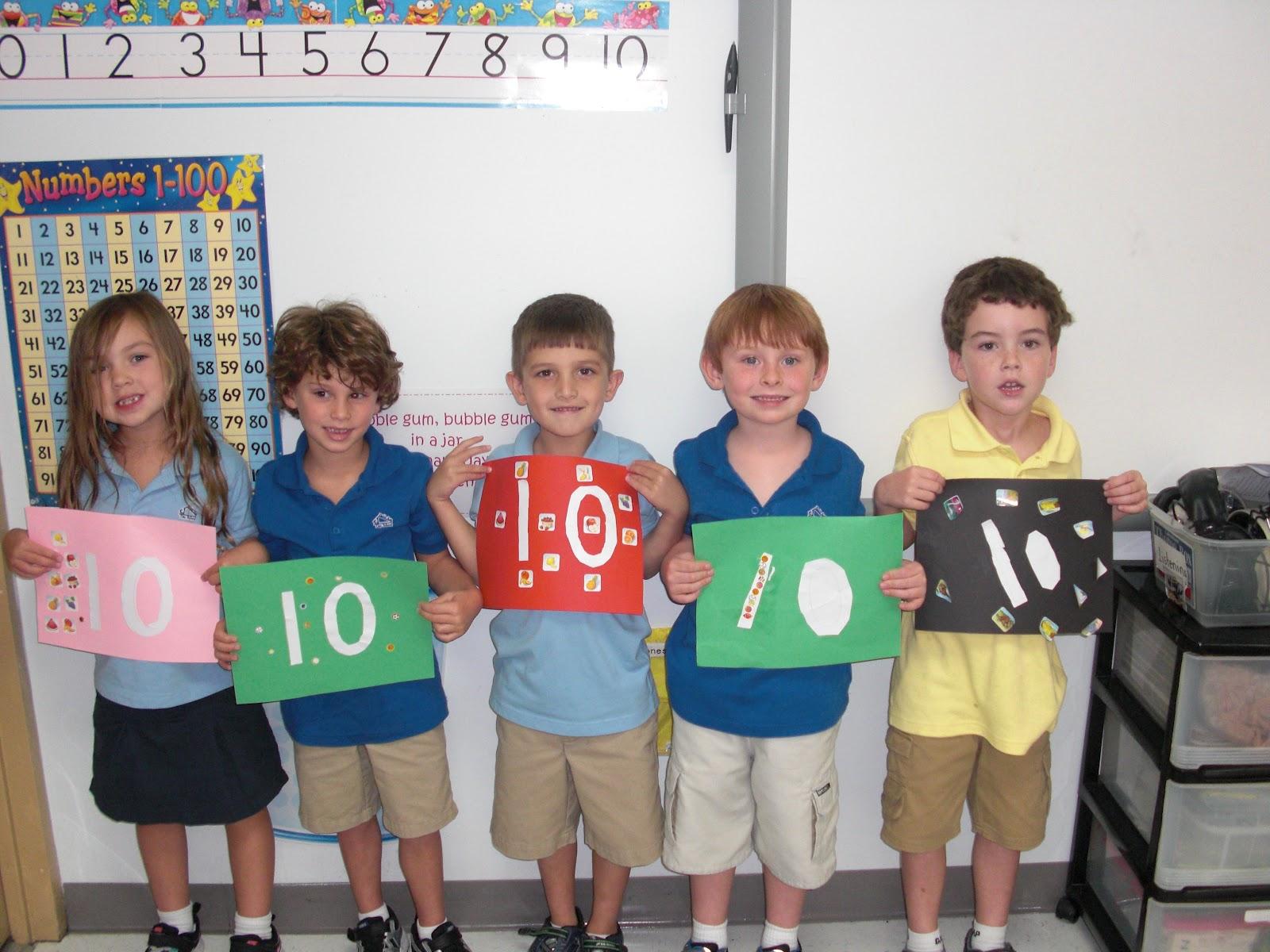 K Is For Kindergarten Z Is For Zero The Hero