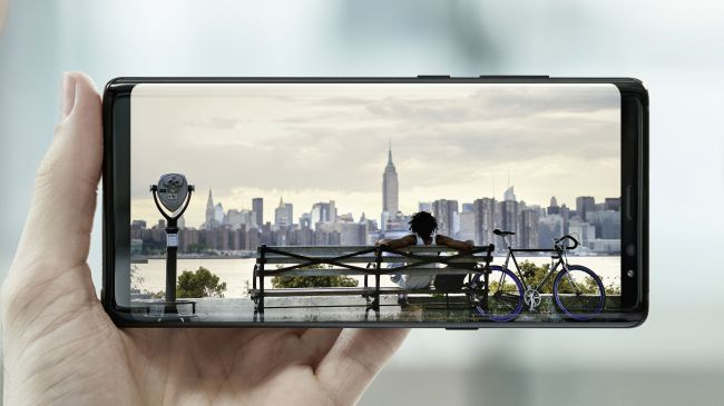 Samsung Galaxy note 8 specification and price