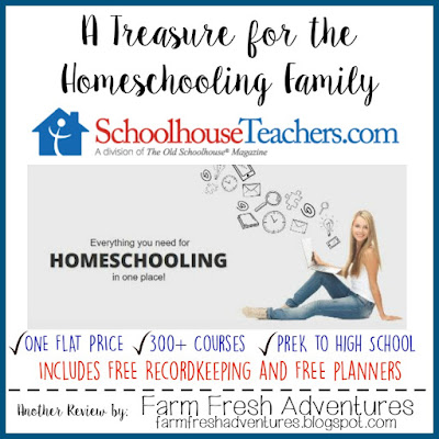 SchoolhouseTeachers.com ~ A Review
