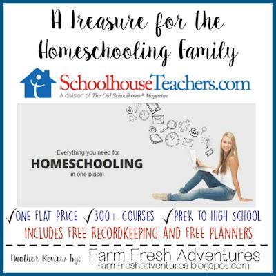 SchoolhouseTeachers.com ~ A Review