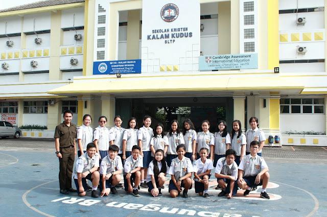 OSIS SMP Kristen Kalam Kudus Surakarta