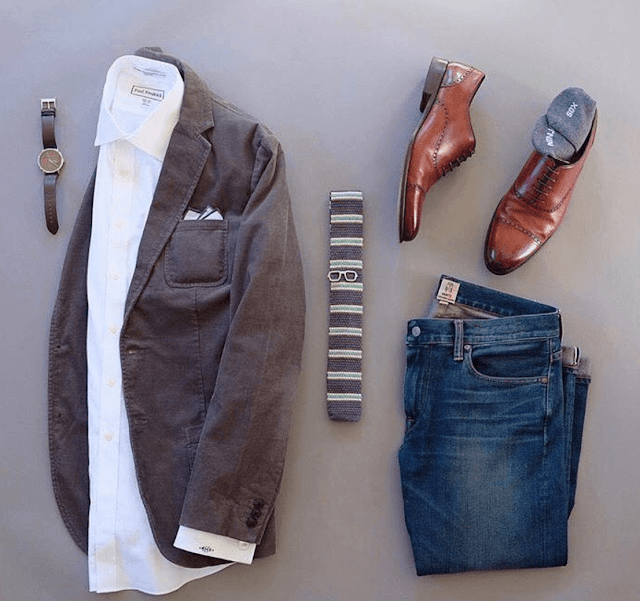 Dressing Ideas (Men)