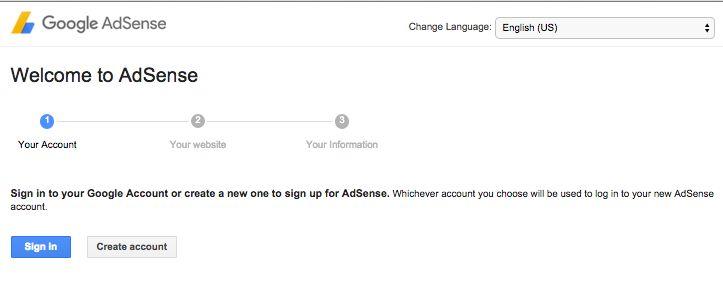 Tutorial Cara Mendaftar Google AdSense Bagi Pemula Banget