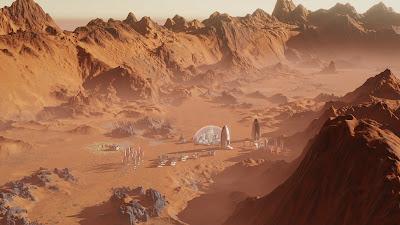 Surviving Mars Game Screenshot 16