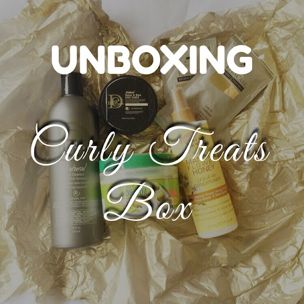 UNBOXING CURLY TREATS BOX No2