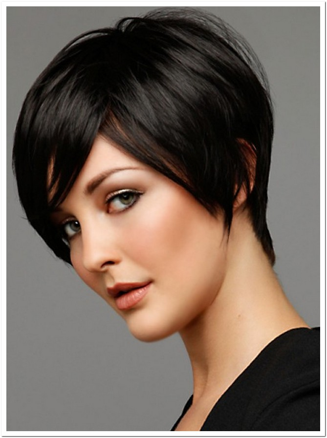 Swell The Trend Of Beautiful 2014 Short Hairstyles Perfection Hairstyles Hairstyle Inspiration Daily Dogsangcom