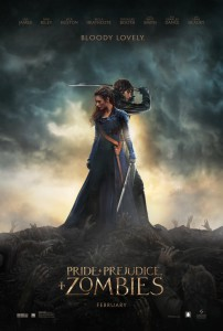 Download Film Pride and Prejudice and Zombies (2016) Subtitle Indonesia